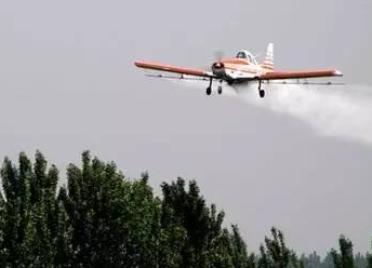 6月11日-20日,威海荣成将对伟德山、槎山等区域实施飞机施药