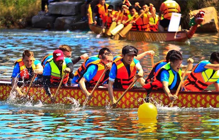 今年端午去哪里?威海南海新区龙舟赛邀您来赏