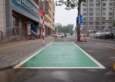 """聊城莘县上线""""绿色停车位"""",老弱病残专用,限停20分钟"""