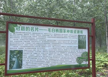 45秒|山东省第26个世界防治荒漠化与干旱日现场宣传活动在聊城启动