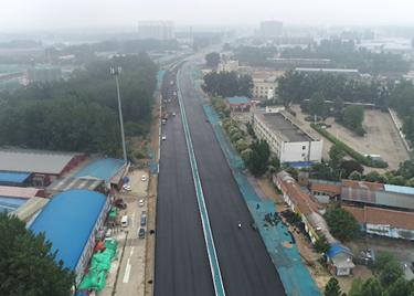 41秒|提前4个月!青兰高速聊城连接线工程预计6月底具备通车条件