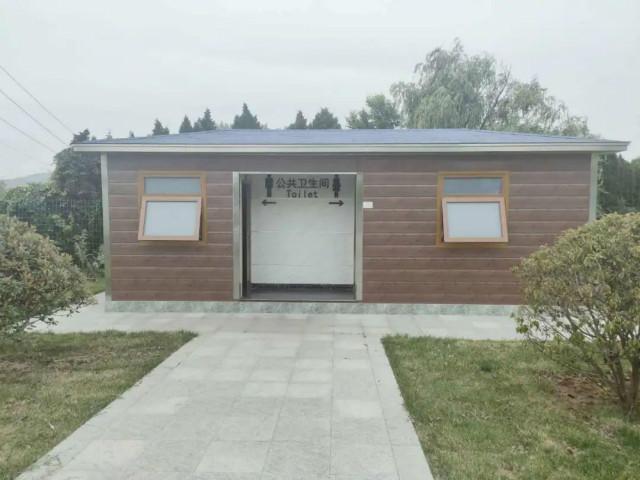 新建5处公厕月底投入使用 威海经区崮山镇推进公厕新修改造工程