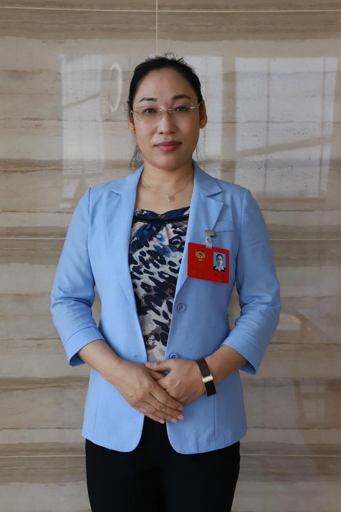 日照市政协委员蓝洁:加强茶叶产业综合管理