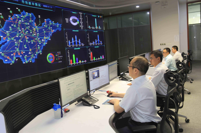 山东电力交易平台注册市场化用户过万家