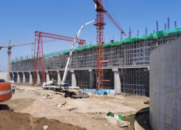 威海骨干水系連通中線調水工程建設全面啟動