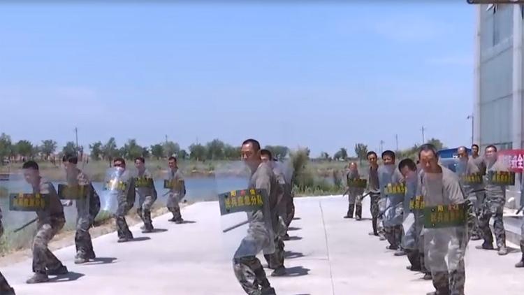 41秒丨滨州阳信县人武部狠抓民兵应急训练 提升应急应战能力