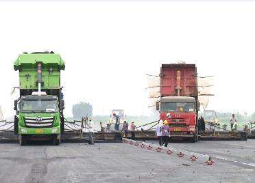 52秒|滨州沾化大高航空高新产业园加快基础设施升级改造 10月实现开通短途运输