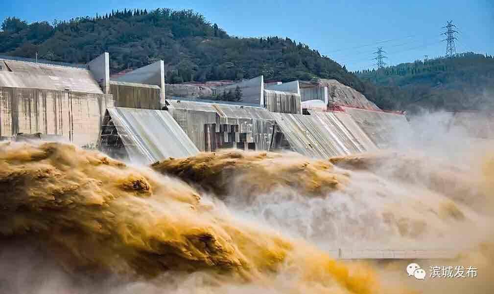 滨州市滨城区发布预警通告 黄河将经历一次大流量过程