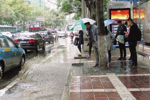 """海丽气象吧丨济宁未来一周雨水""""霸屏"""" 清凉天又回来了"""