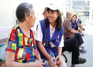 """威海环翠区:开展多种志愿服务活动 着力打造""""志愿之城"""""""