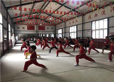 """寿光""""怀师拳""""入选为潍坊市第六批非物质文化遗产"""