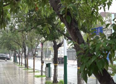 """55秒丨局部短时强降水、阵风8到9级!潍坊天气将再次""""变脸"""""""