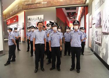 """滨州博兴高家渡革命历史纪念馆迎来""""七一""""参观学习热潮"""