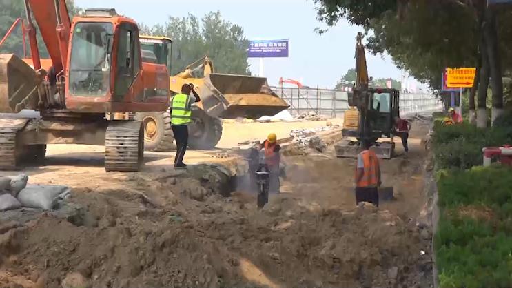 37秒|聊城城区多路段雨污分流项目正在施工 完工时间公布