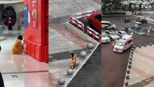 北京石景山核酸阳性女顾客为无症状感染者 隔离期多次破坏门磁报警器外出