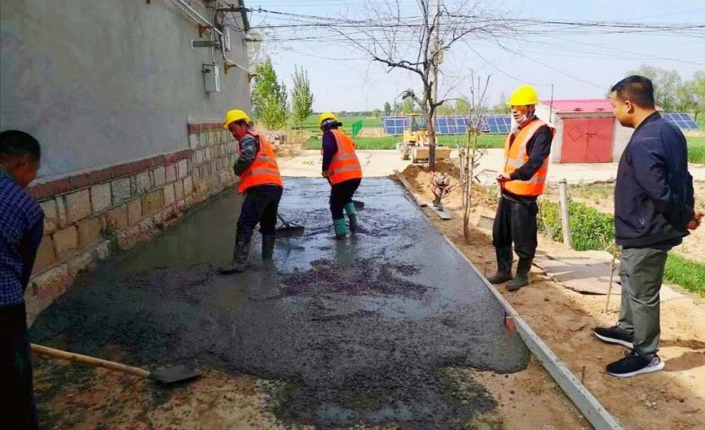 山东全省农村通户道路硬化工作有力推进 整体工作任务已完成93%