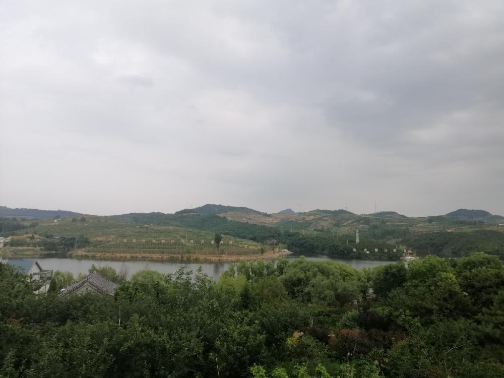 记者手记:沂蒙老旧山区里的新风新貌