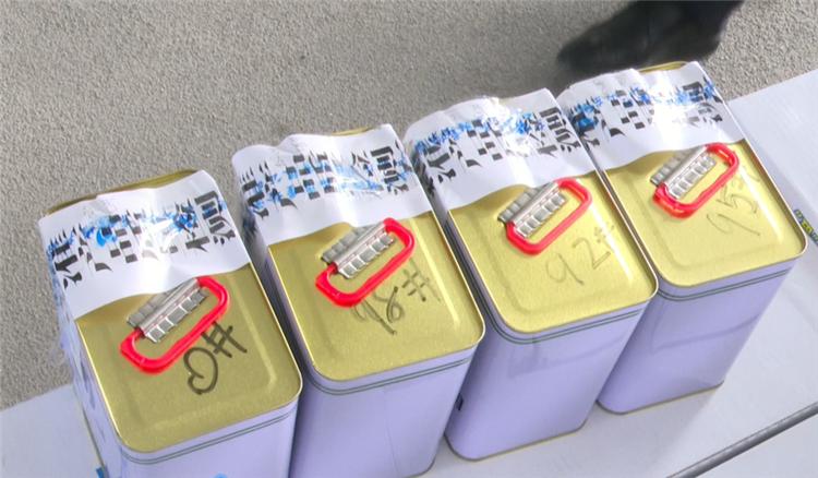 41秒丨潍坊奎文区开展流通环节成品油质量专项抽检行动