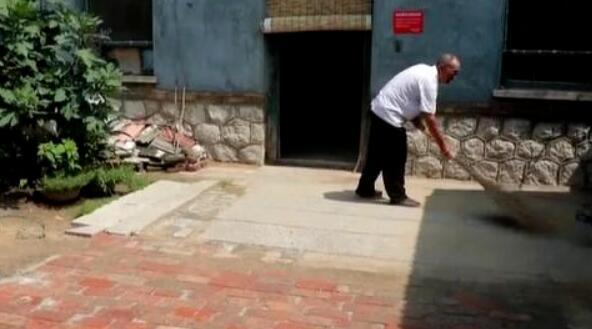 """淄博已修建""""庭院爱心小路""""1万余条 惠及贫困群众超1.8万人"""