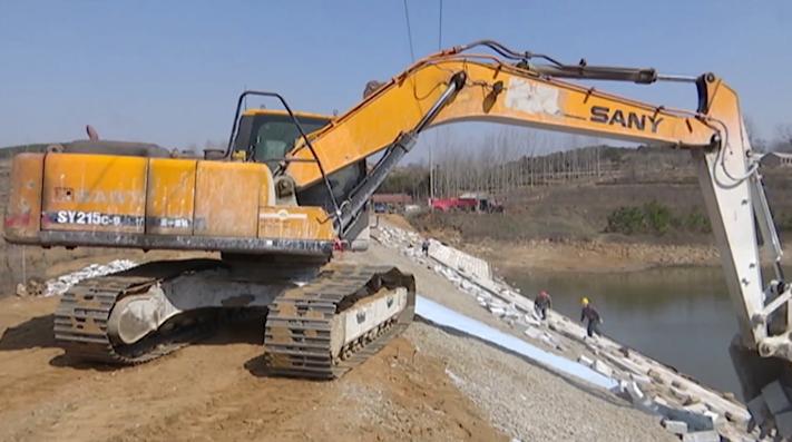 27秒丨日照岚山区投资277万元加固水库、塘坝 确保水利设施安全度汛