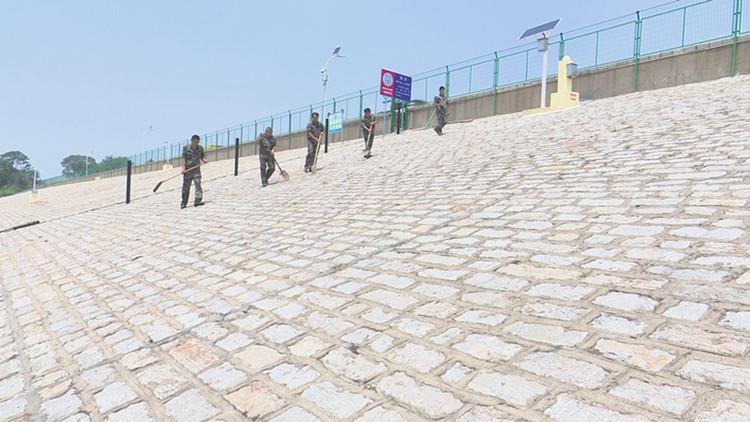 55秒|潍坊临朐加大人防技防检查力度 确保水库安全度汛