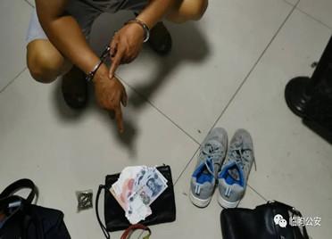 为见女网友男子竟用弹弓砸车玻璃盗窃 被临朐公安抓获