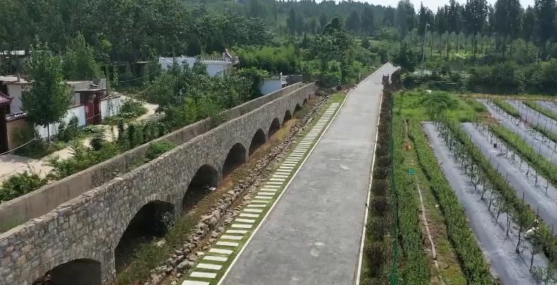 """这就是山东丨建石榴产业园、生态观光园, 薛城大山村用""""美丽""""作文章"""