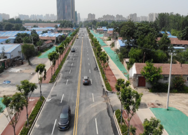 34秒丨全长700余米!潍坊潍州路玄武街(青银高速)路段正式通车