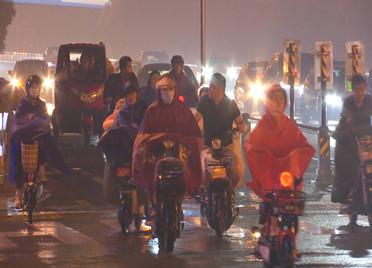 42秒∣济南已开下!山东这5市有暴雨,日照临沂枣庄或有山洪地质灾害