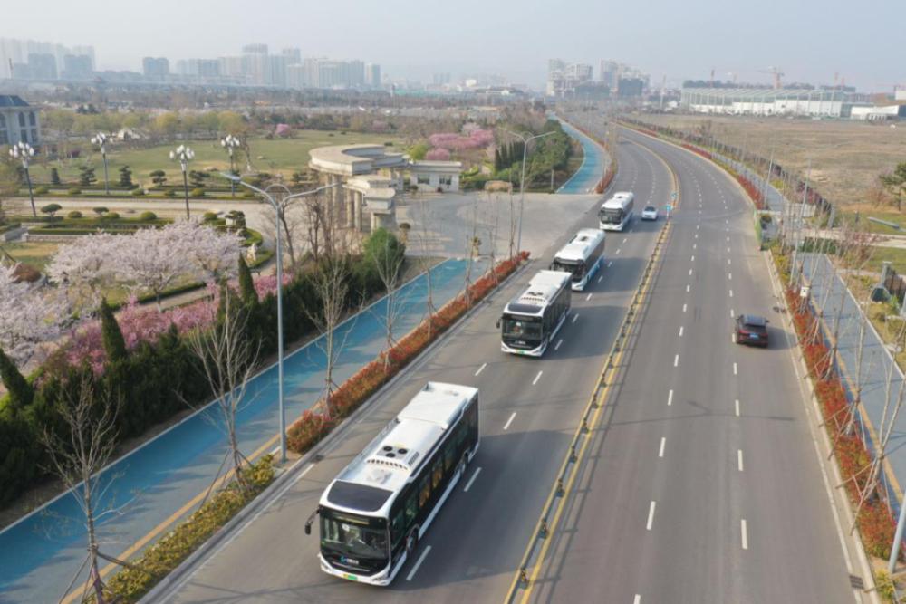 新开6条线路延长运营时间88条线路 日照公交绘就民生幸福新画卷!