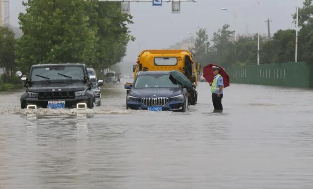 临沂48小时下了44.5个沂蒙湖 51座小型水库溢洪