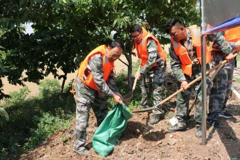 扎实做好雨季防汛!枣庄峄城区阴平镇整改40余处安全隐患