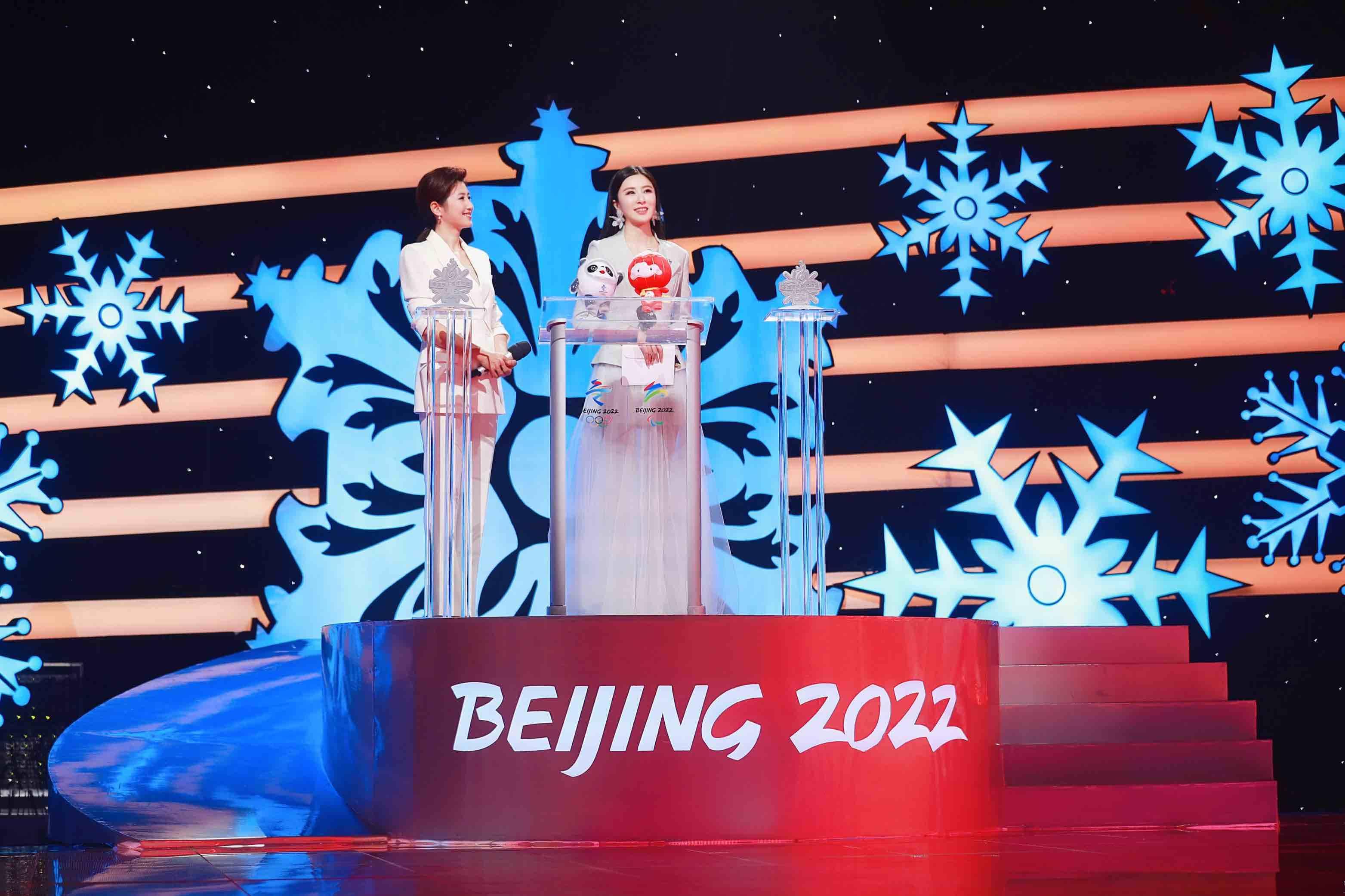 用歌声传递奥林匹克力量首届冬奥优秀音乐作品发布