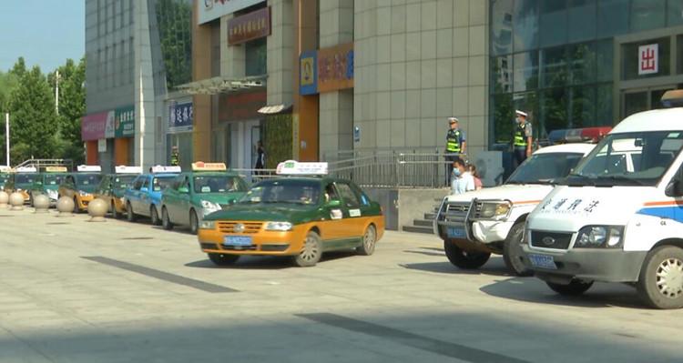 57秒|安丘:开展客运出租车市场集中整治行动 营造良好客运环境
