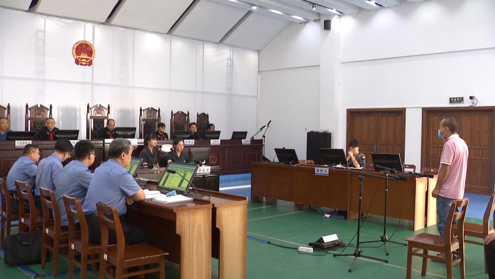 郓城:黄河滩区非法采砂 被判处有期徒刑一年三个月