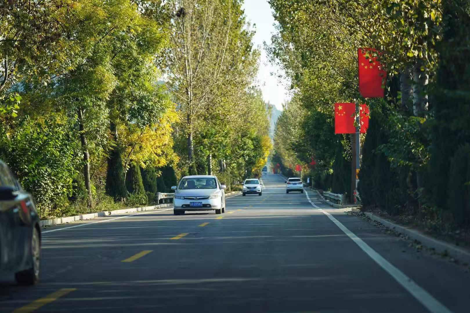 山东:拥有一至两条穿村公路 所有省定扶贫村基本实现与邻近路网衔接