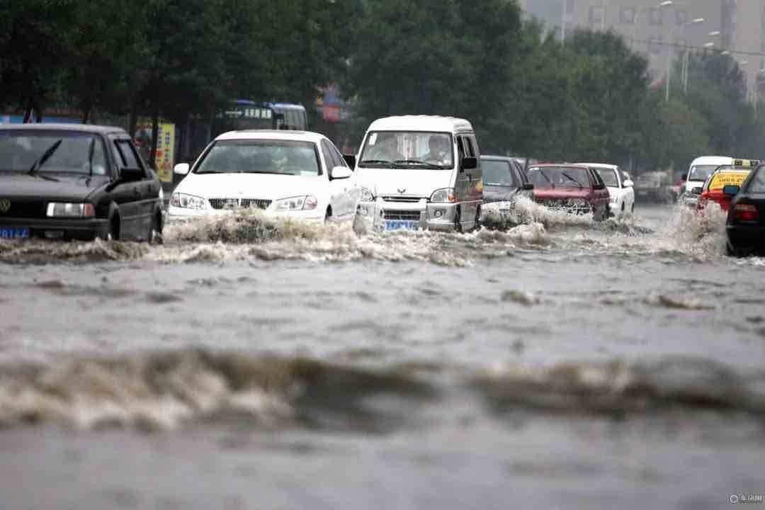 雨季汛期 淄博公安交警发布各区县道路易积水塌方路段