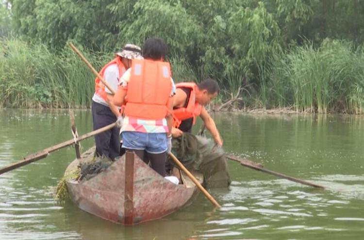 42秒|安丘:清除行洪障碍物 检修行洪设备确保汛期安全