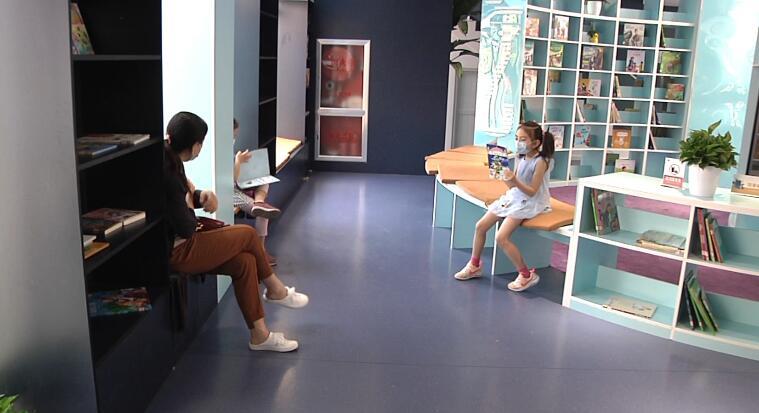 30秒丨为民办实事!日照城市书房成少年儿童暑期好去处