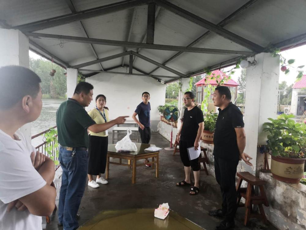 枣庄市中区积极应对强降雨 全力做好防汛排涝工作