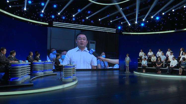 《问政山东》问政聊城 市长李长萍:深受教育 很受触动
