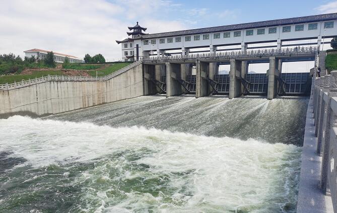 临沂37座大中型水库蓄水10.54亿m³  其中6座超汛中限制水位