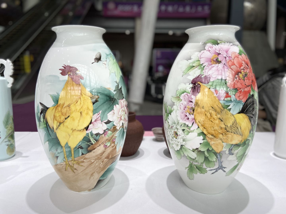 十二品类、万件艺术品……第十二届中国(山东)工艺美术博览会有了新变化