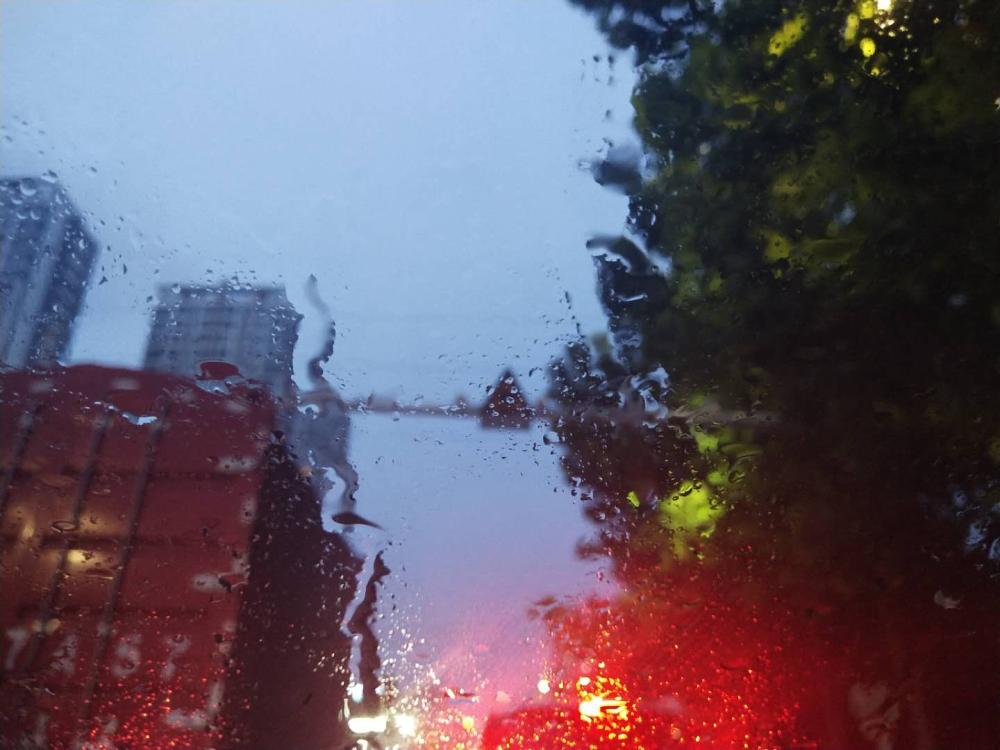 潍坊解除暴雨黄色预警信号 24小时全市平均降水量59.6毫米