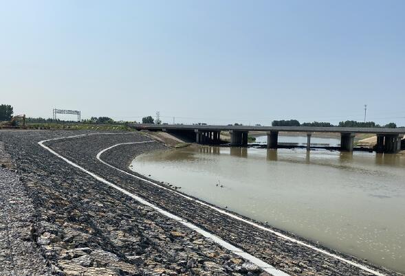 淄博:孝妇河42公里干流治理提前完工 下游防洪标准达50年一遇