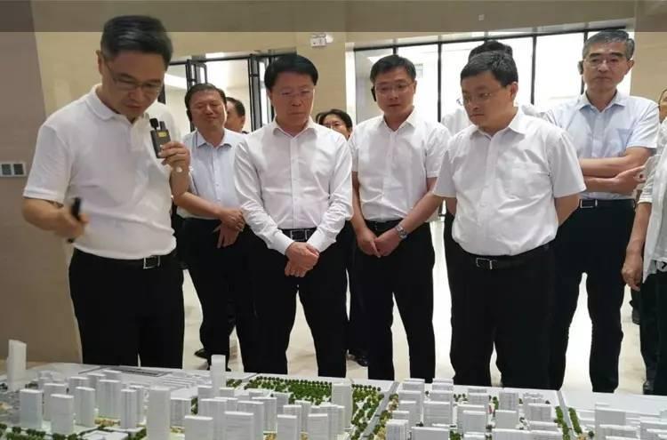淄博安排市重大项目265个 上半年完成投资340亿