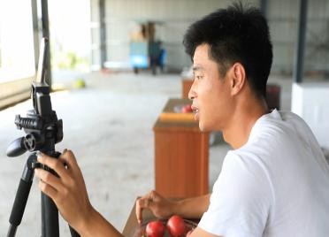69秒丨种棚、直播全都会!潍坊昌乐培育新型职业农民助力乡村振兴