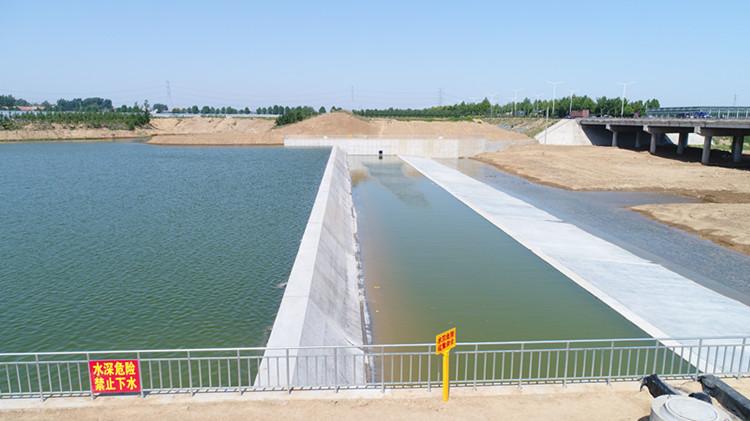潍坊昌乐总投资2.42亿元重点水利工程建设全面完成