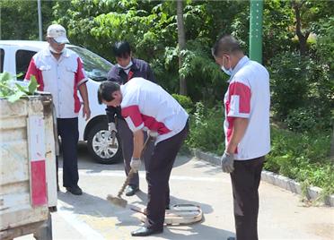 """潍坊高新区全面清理城市""""绊脚石"""" 目前排查出228个清理近200个"""