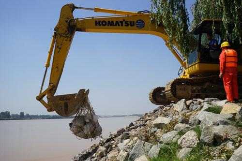 滨州黄河部门以防御超标准洪水位目标 全面提升防灾减灾救灾能力